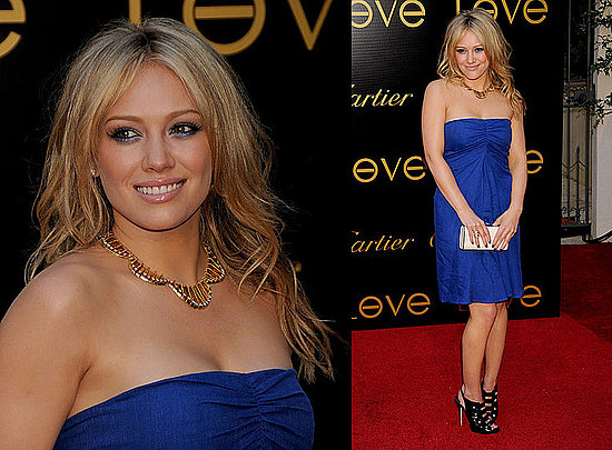 Celebrity Style: Hilary Duff