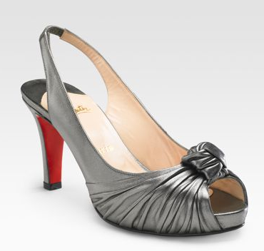 Christian Louboutin Miss Grey Slingbacks: Love It or Hate It?