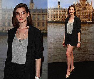 Celebrity Style: Anne Hathaway