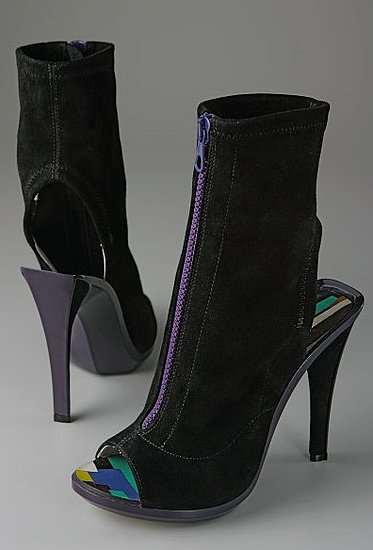 Emilio Pucci Open Toe High Heel Bootie: Love It or Hate It?