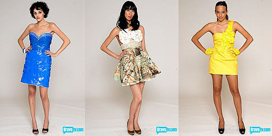 """Project Runway, Episode 1 """"Let's Start From the Beginning"""""""