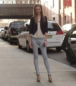 New York Fashion Week Role Models