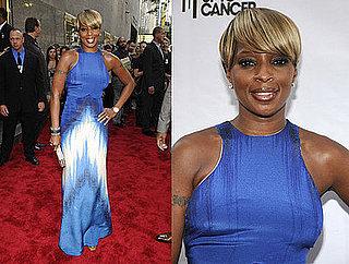 2008 Fashion Week Rocks: Mary J. Blige