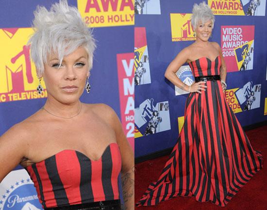 MTV Video Music Awards: Pink