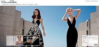 Fab Site: OscarDeLaRenta.com