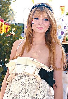 Mischa Barton Signs Hair Accessories Deal With Stacey Lapidus