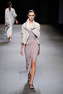 New York Fashion Week, Spring 2009: Throw On Jackets