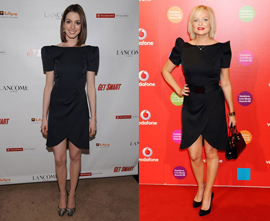 Who Wore It Better? Jasmine di Milo Boatneck Dress