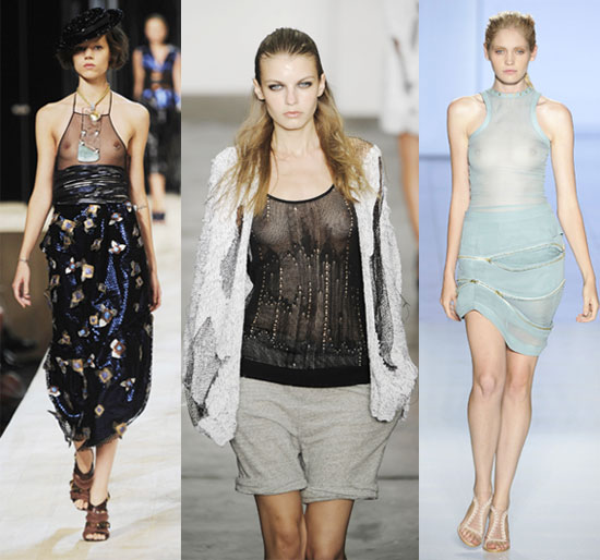 Do You Mind Overexposure on the Runway?