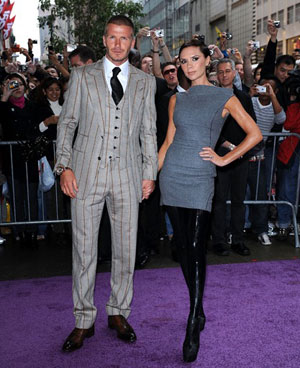 Victoria Beckham in Leather Leggings: Love It or Hate It?