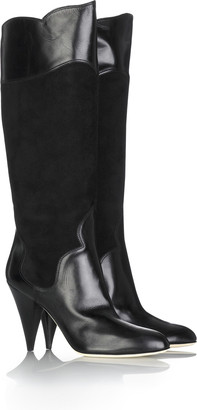 These Boots Are Made For Walking: Two Toned