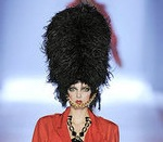 Paris Fashion Week, Spring 2009: John Galliano