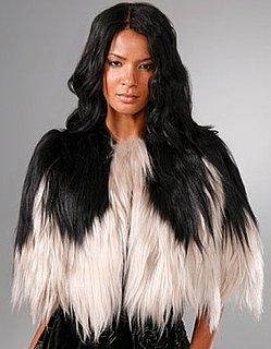 Anna Sui Mongolian Fur Cape: Love It or Hate It?