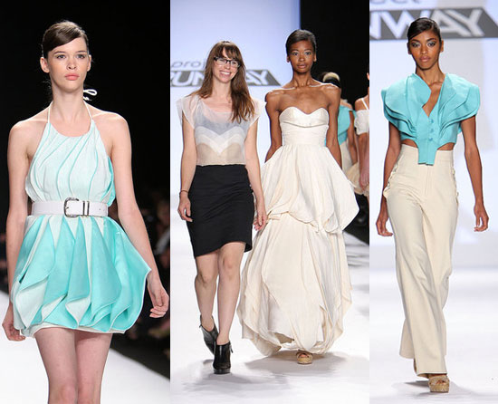 Congratulations . . . Leanne Marshall! The Project Runway Season Five Winner