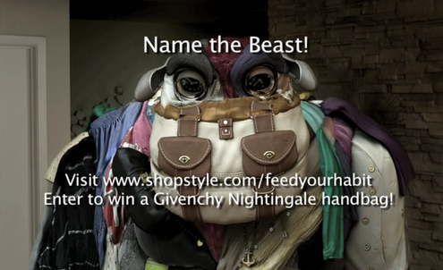 And the Winning Name of the ShopStyle Beast Is . . .