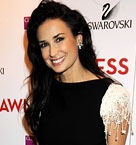 Look of the Day — Demi Moore