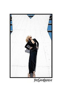 Fab Ad: Yves Saint Laurent Spring '09