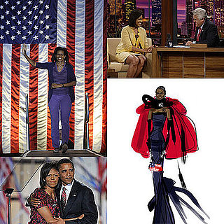 Biggest Headline of 2008: All Fashion Eyes on First Lady Michelle Obama