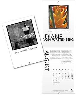 Simply Fab: W Hotels/CFDA 2009 Calendar