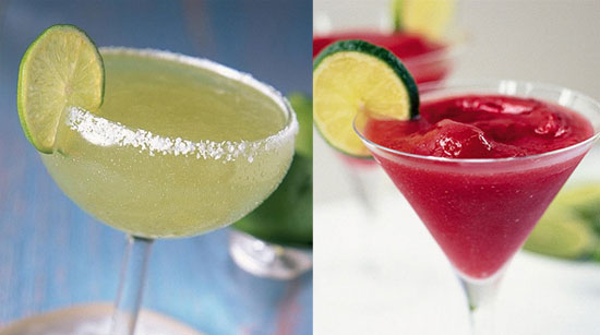 Would You Rather Drink a Margarita or a Daiquiri?