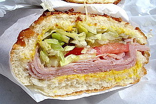 'Wich of the Week: Ham and Swiss on Dutch Crunch