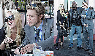 Photos of Spencer Pratt, Heidi Montag and Kevin Casey in LA, Heidi and Spencer to Host Wedding Special for Engaged and Underage