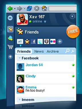Add Yoono To Firefox to Keep Up With Your Social Groups