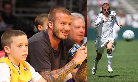Beckham's Winning and Losing Weekend