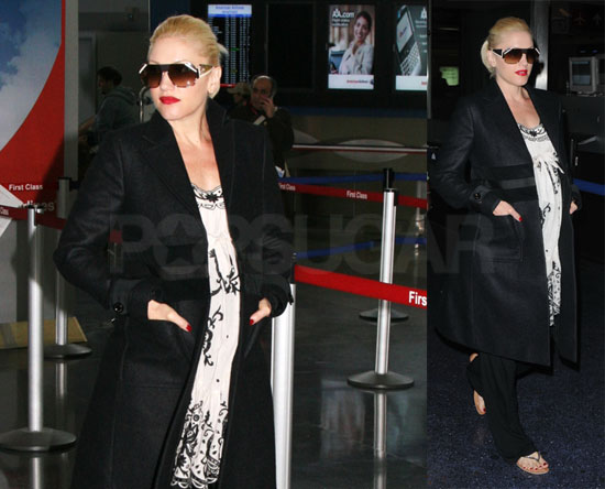Gwen's Kingston Set the Bar High For Baby #2
