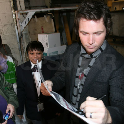 Michael Johns in NYC