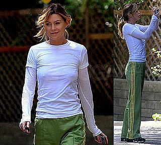 Ellen Cools Down As We Wait For More Grey's