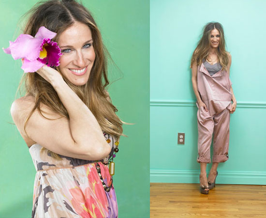 Sarah Jessica Parker For Parade Magazine