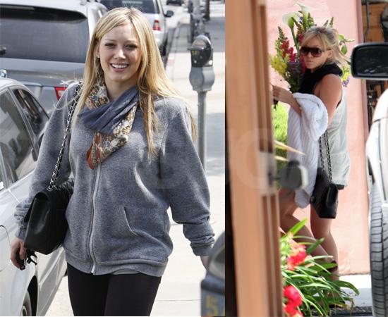 Hilary Duff Speaks to LA Confidential