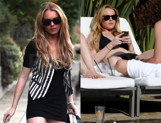 Lindsay Lohan Bikini Photos 2008-06-09 05:02:00