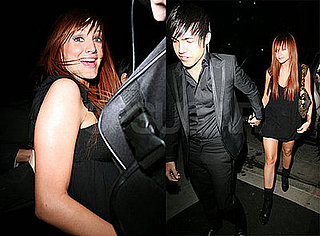 Photos of Ashlee Simpson and Pete Wentz at Foxtail