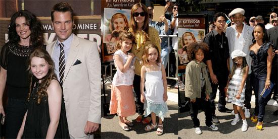 Photos of Abigail Breslin, Rachel Bilson, Will Smith at the LA Premiere of Kit Kittredge: An American Girl
