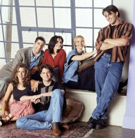 Rumors of a Friends Reunion