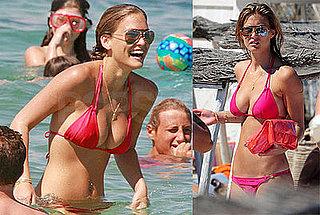 Model Bar Refaeli Bikini Photos in St. Tropez France
