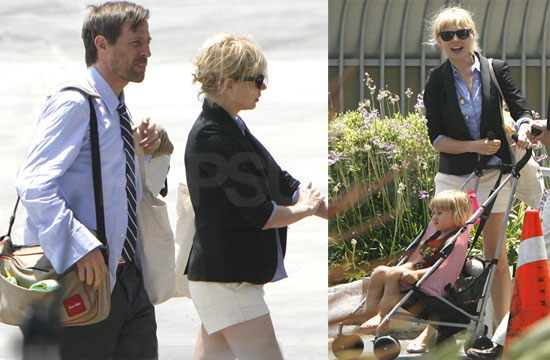 Photos of Michelle Williams and New Boyfriend Spike Jonze