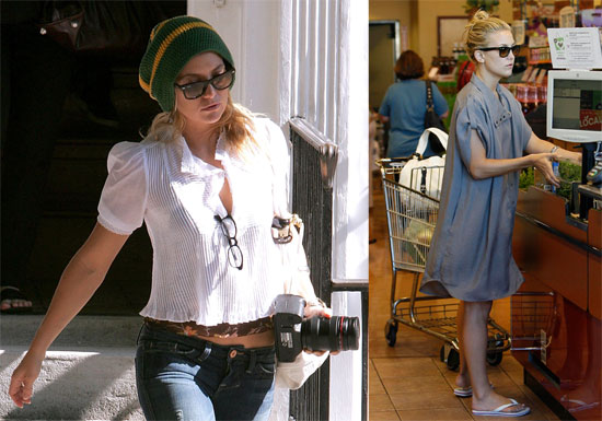 Photos of Newly Single Kate Hudson in NYC, Set to Premiere Her Directorial Debut at Palm Springs ShortFest