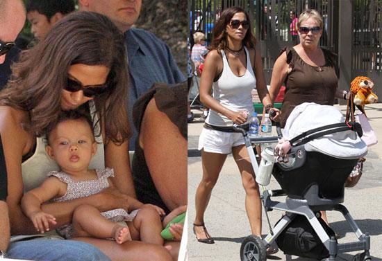 First Photos of Halle Berry's Baby Nahla Aubrey