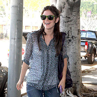 Rachel Bilson Out in LA 2008-09-24 23:53:00
