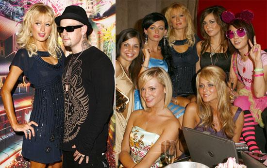 Photos of Paris Hilton at LAX In LA