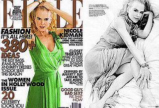Nicole Kidman For Elle Magazine