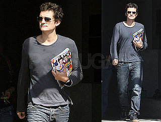 Photos of Orlando Bloom Out in LA