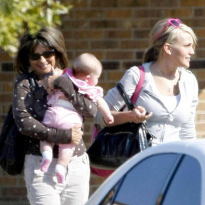 Jamie Lynn and Lynne Spears Shop with Maddie Briann Aldridge