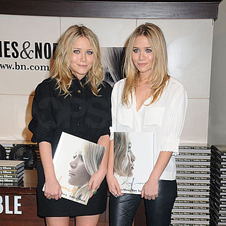 Mary-Kate and Ashley Olsen Sign Copies of Influence