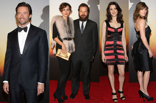 Photos of Jessica Biel, Hugh Jackman, Rachel Weisz at MoMA Event to Honor Baz Luhrmann