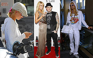 Photos of Paris Hilton Out and About And Seeing Quantum of Solace in LA