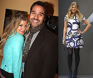 Photos of Fergie Who Talked About Losing Weight She Gained For The Movie Nine
